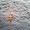 Продам золотой кулон-крестик (Иисус Христос) (б/у) #1614419