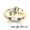 Золотое кольцо Ножки малыша,  кольцо пяточки младенца ❤ #1656123