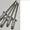 Бело-алюминиевые RAL 9006 вытяжные заклепки размер 4*10 #1693883