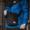 Чоловіча барсетка  The North Face  чорна ,  Reebok  синя   #1717548