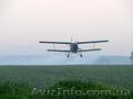 Авиахимработы самолетами Ан-2 и Бекас