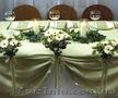 оригинальные букеты для невесты, оформление зала на все праздники Киев