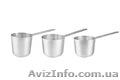Алюминиевые кофеварки- турки разных размеров.