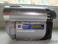Продам видеокамеру Sony DCR-DVD710E