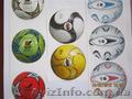мяч футбольный игровой
