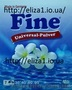 Безфосфатный стиральный порошок «Fine universal» (Германия). Не дорого.