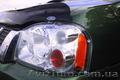 защита фар (пластик) Nissan Navara / Frontier (D22) с 2002 г.в.