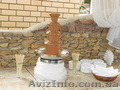 Аренда шоколадного фонтана Луцк