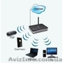 Установка беспроводного интернета Wi-Fi