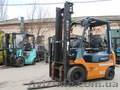 газ - бензиновий навантажувач Toyota 02- 7FG14 вантажопідйомністью 1, 35 тонни