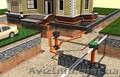 Монтаж наружных труб канализации Колодцы Днепропетровске и области