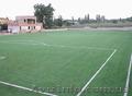 Искусственное покрытие футбольного поля