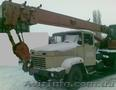 Продаем автокран КС-4574А Силач,  г/п 22, 5 тонн,  на шасси КрАЗ 65101,  1995 г.в.