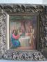 Реставрирую старинные иконы и картины. Профессионально и качественно.