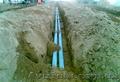 Реконструкция трубопроводов для водоснабжения