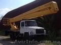 Автогидроподъемник ВС-22-01РГ на шасси ГАЗ-3307  капремонт
