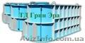 Емкости из армированного пластика для воды и КАС