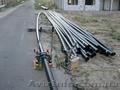Монтаж, сварка трубопроводов из ПЭ труб