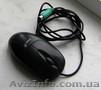 Мышка Genius XScroll GM-04011P PS/2 Black проводная.