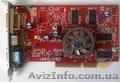 Видеокарта (полурабочая) ATI Radeon Saphire 9550