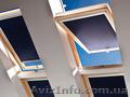 Рулонные шторы (тканевые ролеты)  на мансардные окна