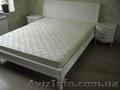 кровать белая от производителя