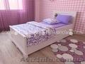 Детская кровать Ариэль из натурального дерева