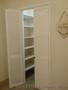 двери жалюзи в гардеробной
