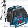 Лазерный нивелир BOSCH GLL 25.