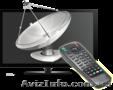 Cпутниковое ТВ Днепропетровск  установка настройка