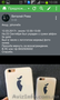 Украден iphone5s