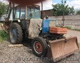 Продаем колесный экскаватор ЭО-2621В с отвалом,  ЮМЗ БЕЛАРУСЬ -6 АКЛ,  1993 г.в.