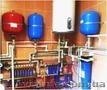 Монтування систем опалення.Тернопіль