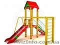 детские площадки для дома и дачи