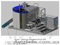 Оборудование для приготовления термопластика «Вулкан 5000»