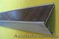 Карниз алюминиевый двухрядный,  228 см