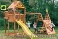 Детская игровая площадка Выше Всех Лидер (Самая продаваемая)