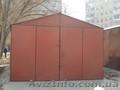 Продаю металлические гаражи в хорошем состоянии