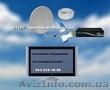 Установка спутникового ТВ подключение бесплатных спутниковых каналов в Харькове
