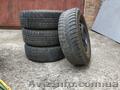 Продам четыре колеса Michelin Alpin 185 / 65 R 14,  4х100
