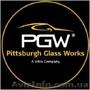 Работник на производство Pittsburgh Glass Works (Польша)