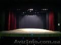 Оформление театров,  кинозалов,  актовых залов ДК.