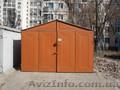 Продаю металлический гараж. Цена 16 000 грн. При необходимости помогу с доставко