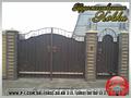 Гаражные,  сварные,  кованые ворота.