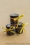 Мед,  медові десерти,  об'єм баночок 50 грам