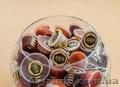 Мед,  медові десерти,  об'єм баночок 30 грам
