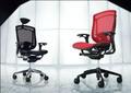 Кресло OKAMURA CONTESSA для руководителя новое у официального представителя ТОВ