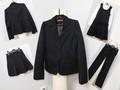 Школьная форма пиджак и юбка 1 класс